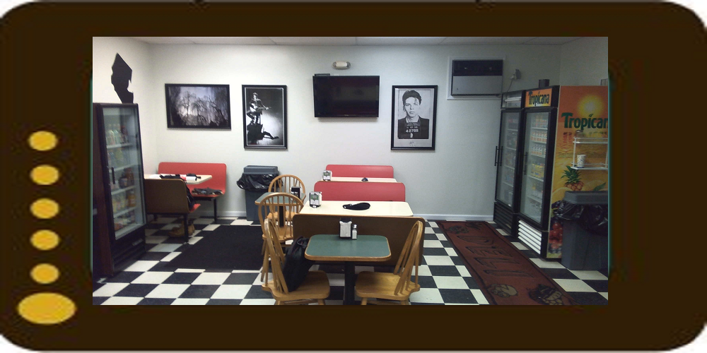 The Jersey Pride Deli interior was used to film ID Discovery^s Primal Instinct episode ^The Appointment^ (S2E4). . . . . This episode is available On Demand until Sept 5, 2019.