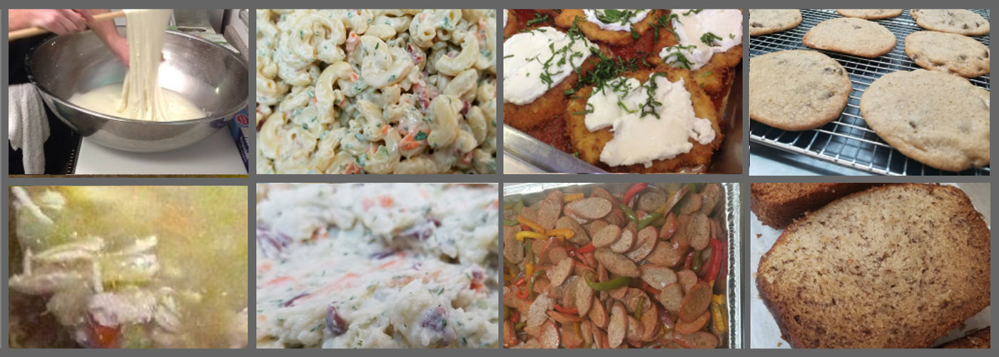 You'll love our homemade Mozzarella, soups, side salads, hot specials & baked goods